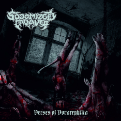 "Sodomized Cadaver ""Verses Of Vorarephilia"" (CD)"