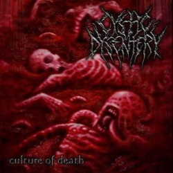 """Cystic Dysentery """"Culture Of Death"""" (CD)"""