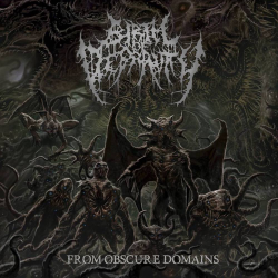 "Birth Of Depravity ""From Obscure Domains"" (CD)"