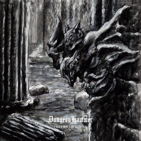 "DungeönHammer ""Infernal Moon"" (LP)"