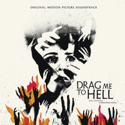 "Christopher Young ""Drag Me To Hell (Original Motion Picture Soundtrack)"" (2LP)"