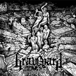 """Graveyard """"One With The Dead"""" (CD)"""