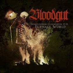 """Bloodgut """"Nekrologikum Evangelikum Pt. II: Furnage World"""" (CD)"""