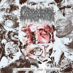 """Carnal Trash """"Vile Uncontrolled Trash Compilation"""" (CD)"""
