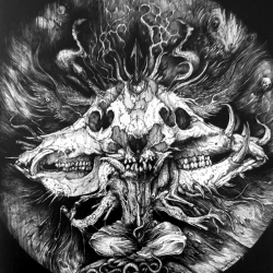 """Manticore/Bestial Mockery/Obeisance/Witch King """"Unholy Ancient War"""" (CD)"""