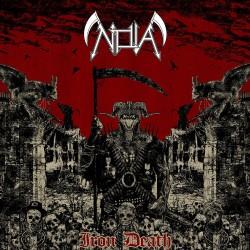 """Noia """"Iron Death"""" (CD)"""