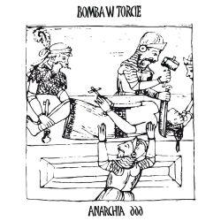 """Bomba W Torcie """"Anarchia 666"""" (DigipakCD)"""