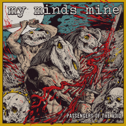 """My Minds Mine """"Passengers Of The Void"""" (LP)"""