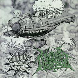 "Nuclear Holocaust ""Grinding Bombing Thrashing"" (CD)"