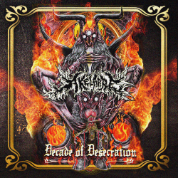 "Akelarre ""Decade Of Desecration"" (CD)"