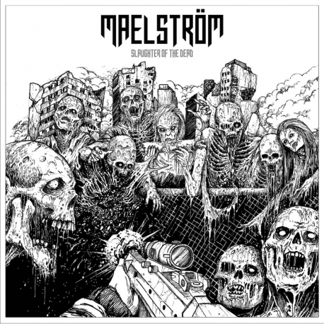 "Maelström ""Slaughter Of The Dead"" (CD)"