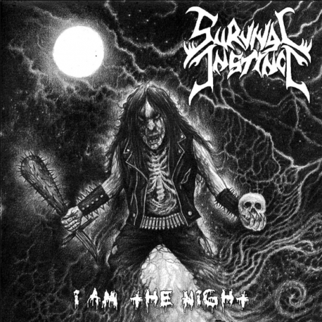 "Survival Instinct ""I Am The Night"" (CD)"
