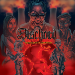 "Dischord ""Corruption Of Innocence"" (CD)"