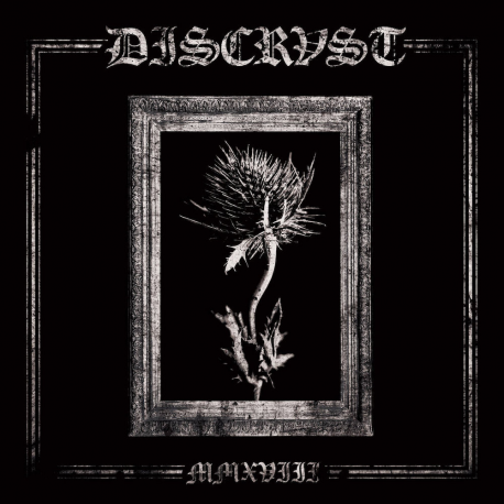 "Discrvst ""MMXVIII"" (CD)"
