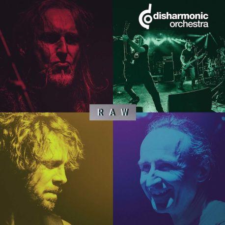 "Disharmonic Orchestra ""Raw"" (12"")"