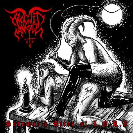 """Wömit Angel """"Sodomatik Rites Of I.N.R.I"""" (LP)"""