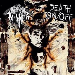 """Mannaia/Death On/Off """"Mannaia/Death On/Off"""" (12"""")"""