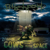 "Bitchfork ""Zombie Cows From Outer Space"" (CD)"