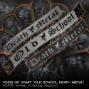 """Voids Of Vomit """"Old School Death Metall"""" (Scarf)"""