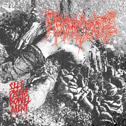 "Regurgitate ""Self Disembowelment"" (CD)"