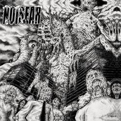 "Noisear/Flagitious Idiosyncrasy In The Dilapidation ""Split"" (CD)"