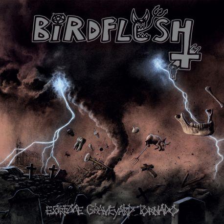 "Birdflesh ""Extreme Graveyard Tornado"" (CD)"