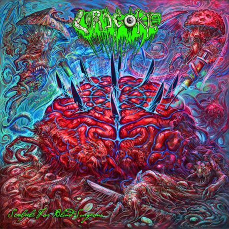 """Lord Gore """"Scalpels For Blind Surgeons"""" (CD)"""