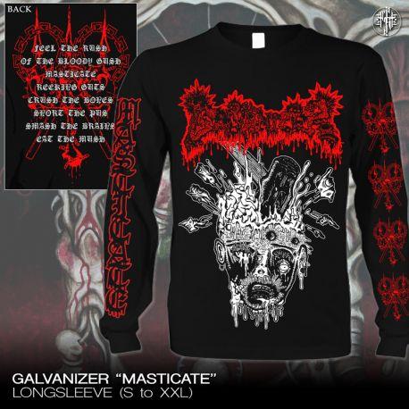 "Galvanizer ""Masticate"" (Longsleeve)"
