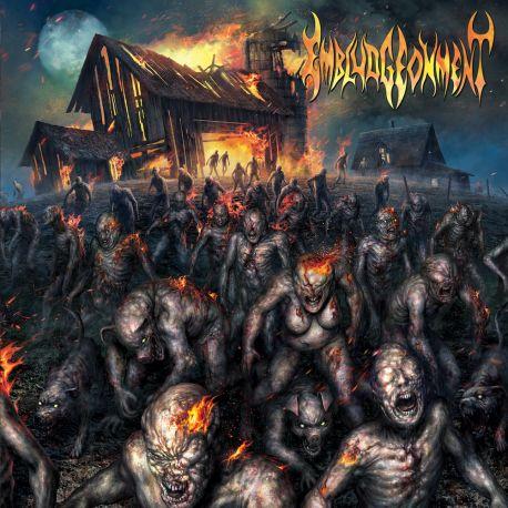 "Embludgeonment ""Barn Burner"" (CD)"