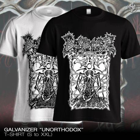 """Galvanizer """"Unorthodox"""" (T-shirt)"""