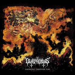 "Blasphemous ""Emerging Through Fire"" (CD)"