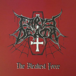 """Early Death """"The Bleakest Force"""" (CD)"""