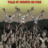 "VHS/GoreMonger/Organ Trail ""Tales Of Horrific Mayhem (3 Way Split)"" (CD)"