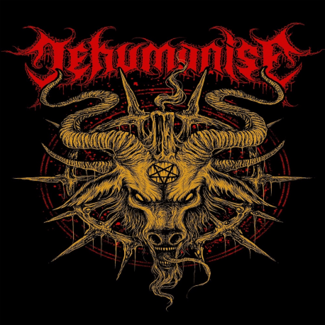 """Dehumanise """"A Symptom Of The Human Condition"""" (CD)"""