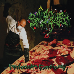 "Septic Felch ""Performing Goretopsy"" (CD)"