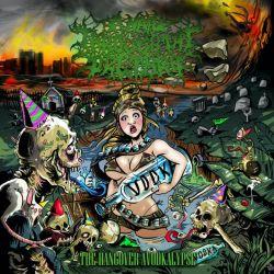 """A Nail Through The Urethra """"The Hangover Avodkalypse"""" (CD)"""