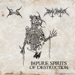 "Empheris/Death Invoker ""Impure Spirits Of Destruction"" (CD)"
