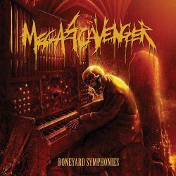 "Megascavenger ""Boneyard Symphonies"" (CD)"