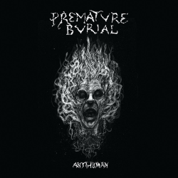 "Premature Burial ""Antihuman"" (CD)"