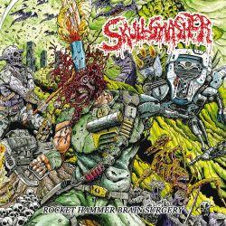 "Skullsmasher ""Rocket Hammer Brain Surgery"" (CD)"