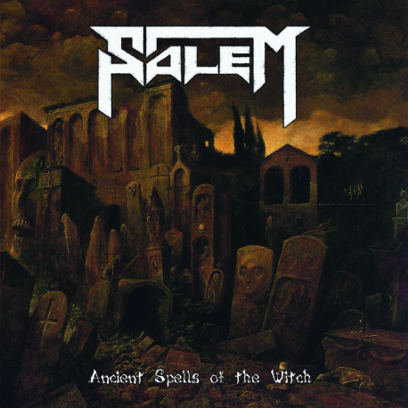 """Salem """"Ancient Spells Of The Witch"""" (2LP)"""