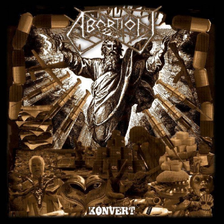 "Abortion ""Konvert"" (LP)"