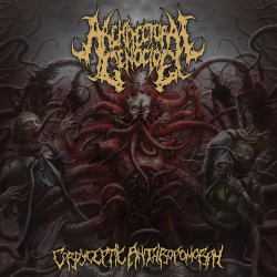 """Architectural Genocide """"Cordyceptic Anthropomorph"""" (CD)"""