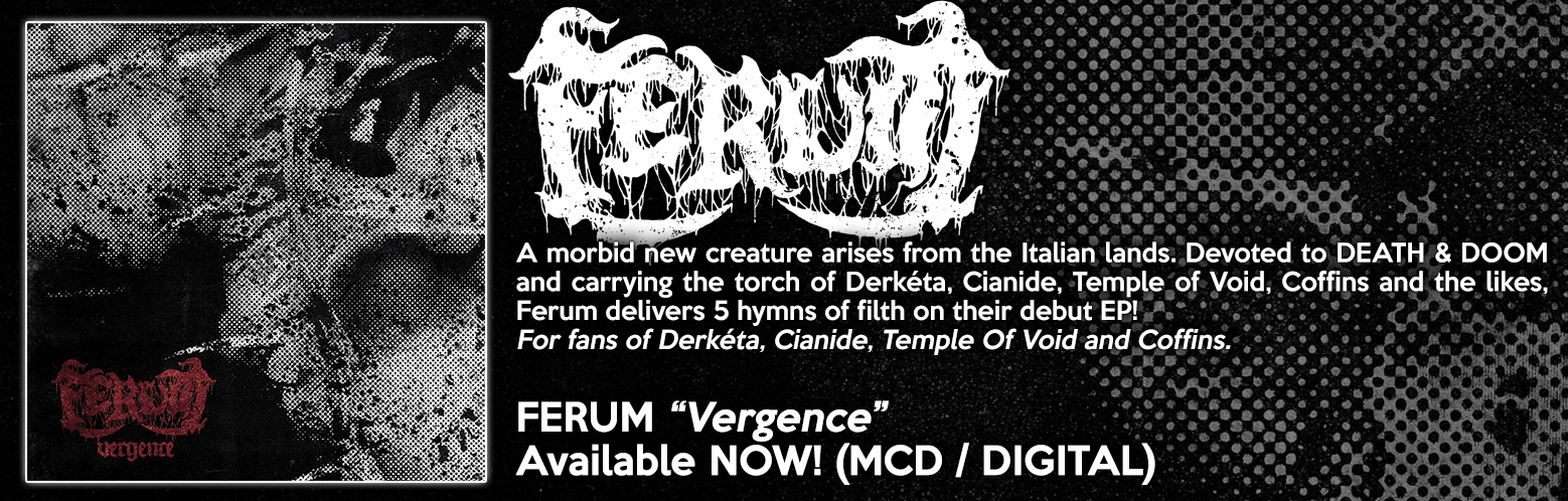 "FERUM ""Vergence"" NOW AVAILABLE! MCD / DIGITAL"